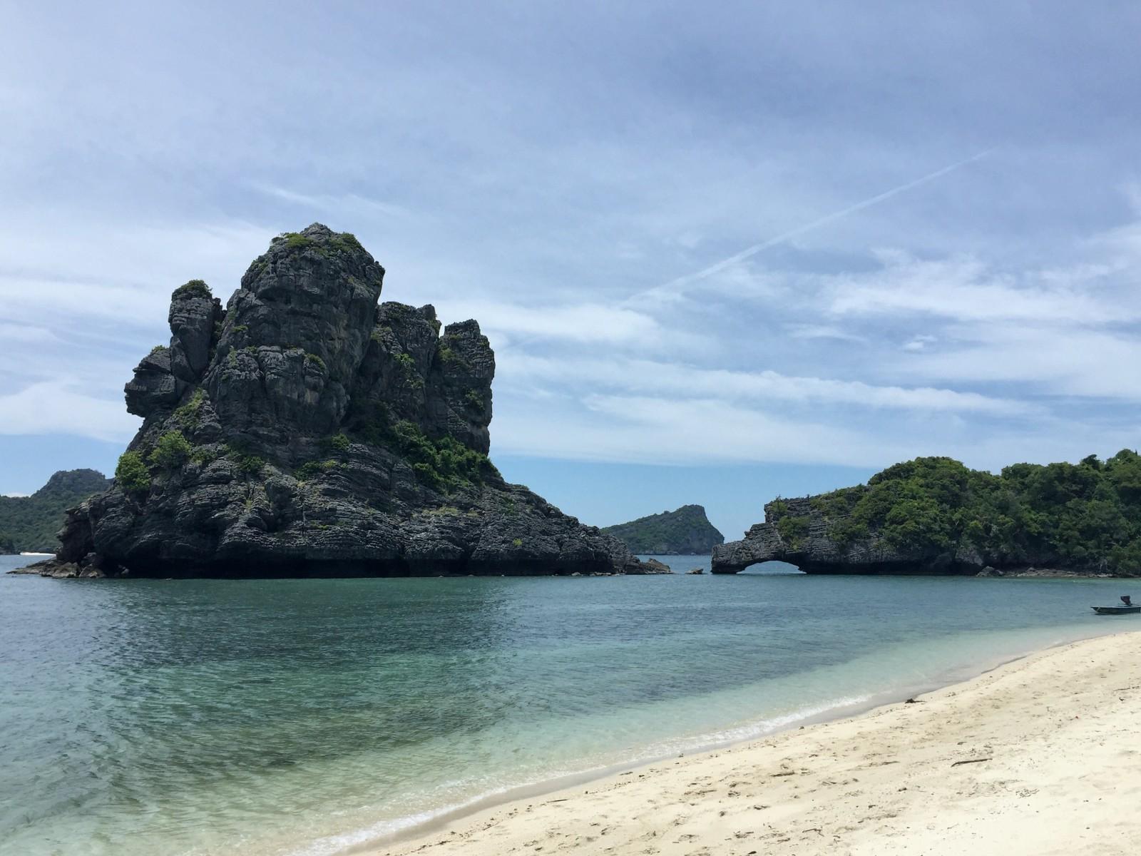 exploring Ang Thong