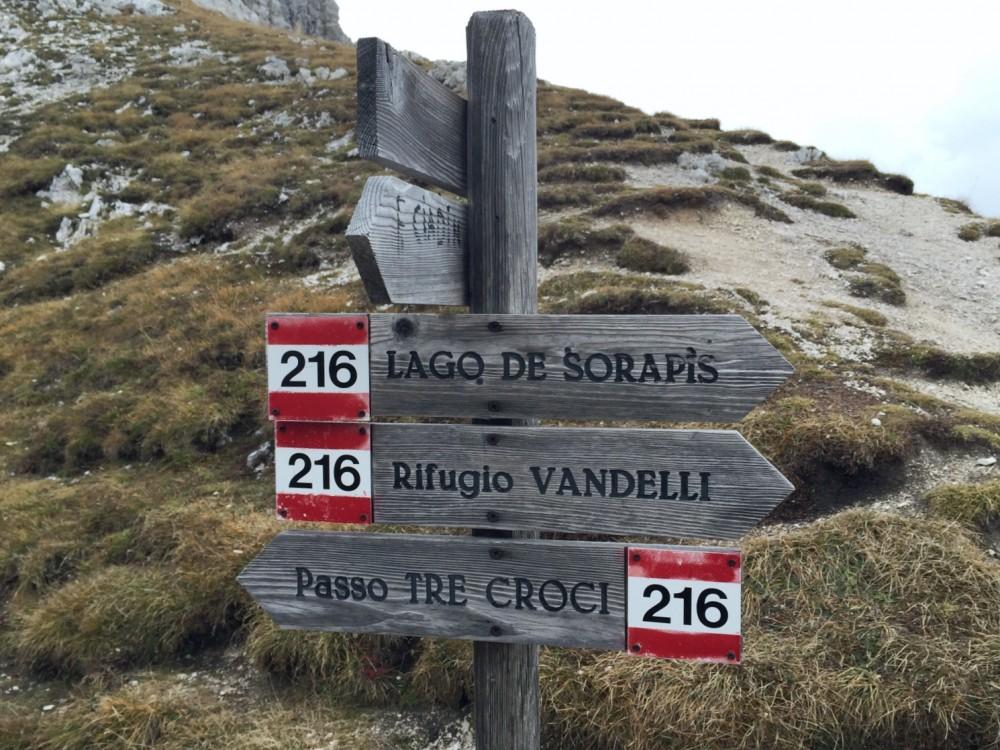 following the path to sorapis