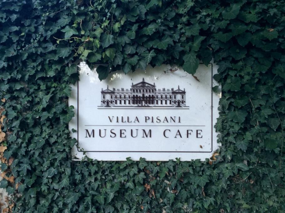 villa pisani museum cafe
