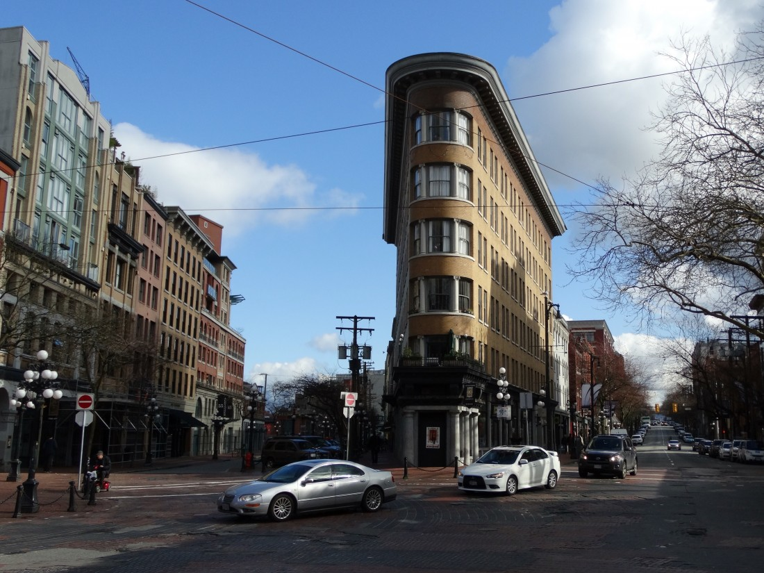 gastown place