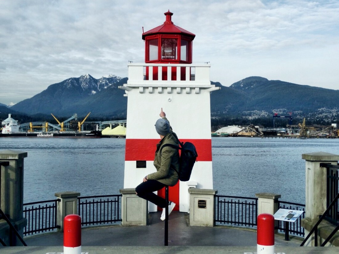 lighthouse stanley park