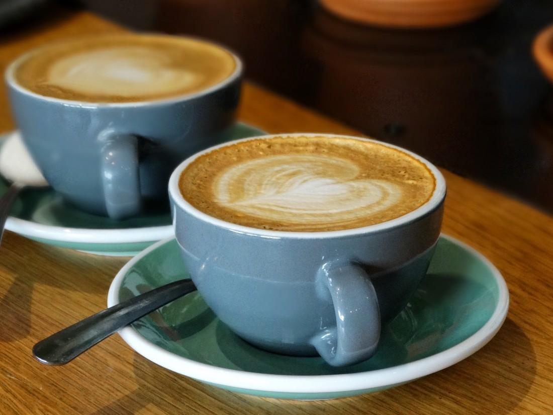 birds & the beets cappuccino