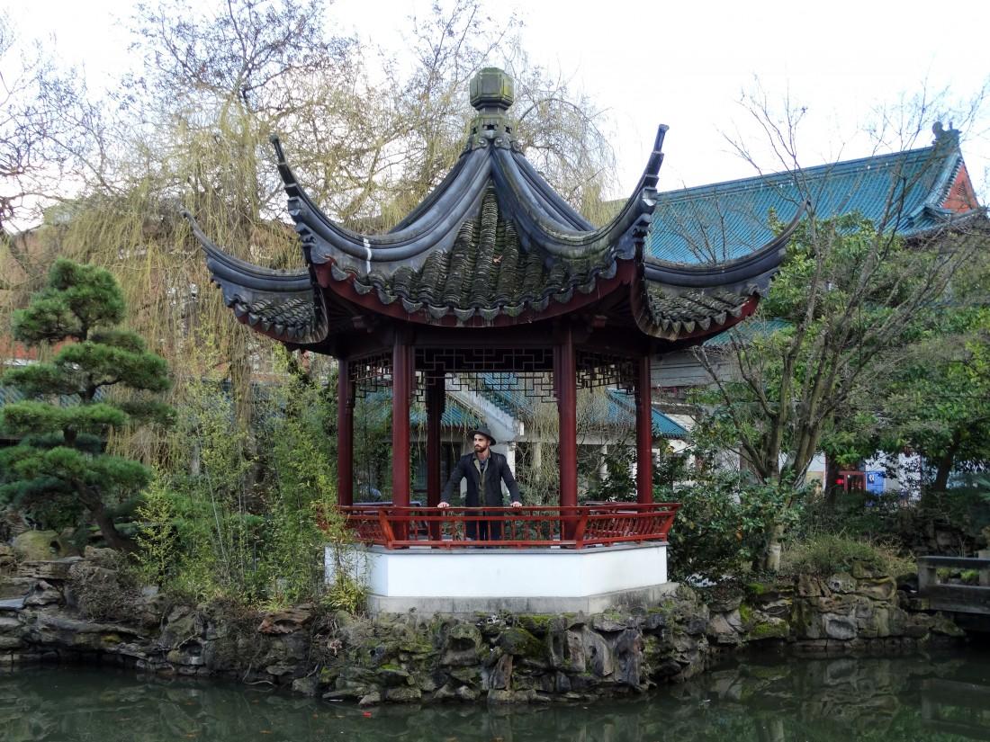 dr sun yat set chinese garden
