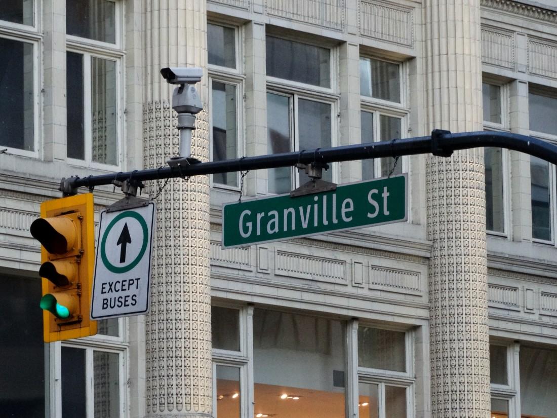 granville street