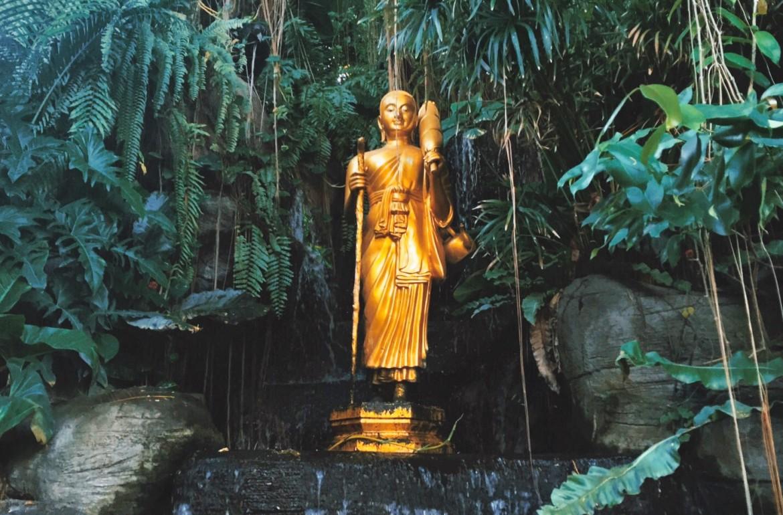 thailand gold buddha