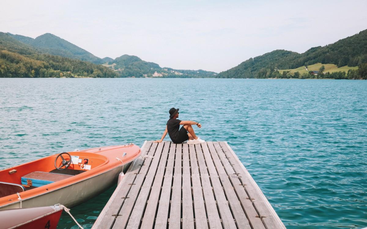 lago di fuschl