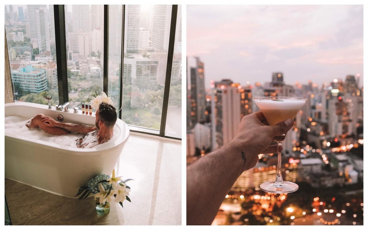 compass sky view hotel bangkok
