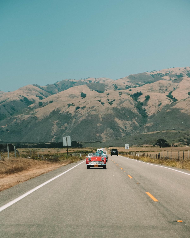 highway 1 cali