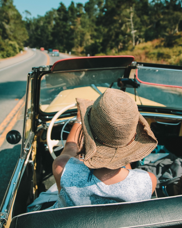 driving california