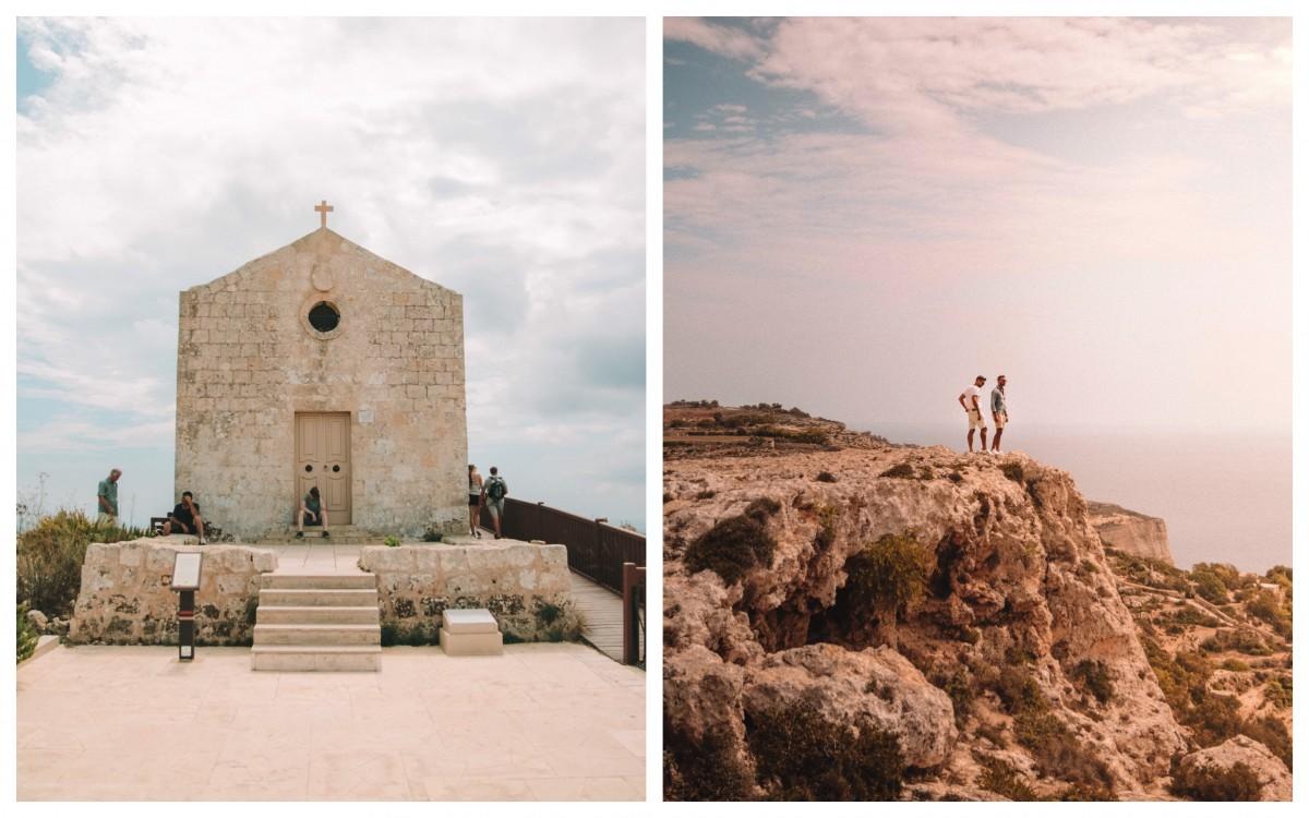 cliff malta