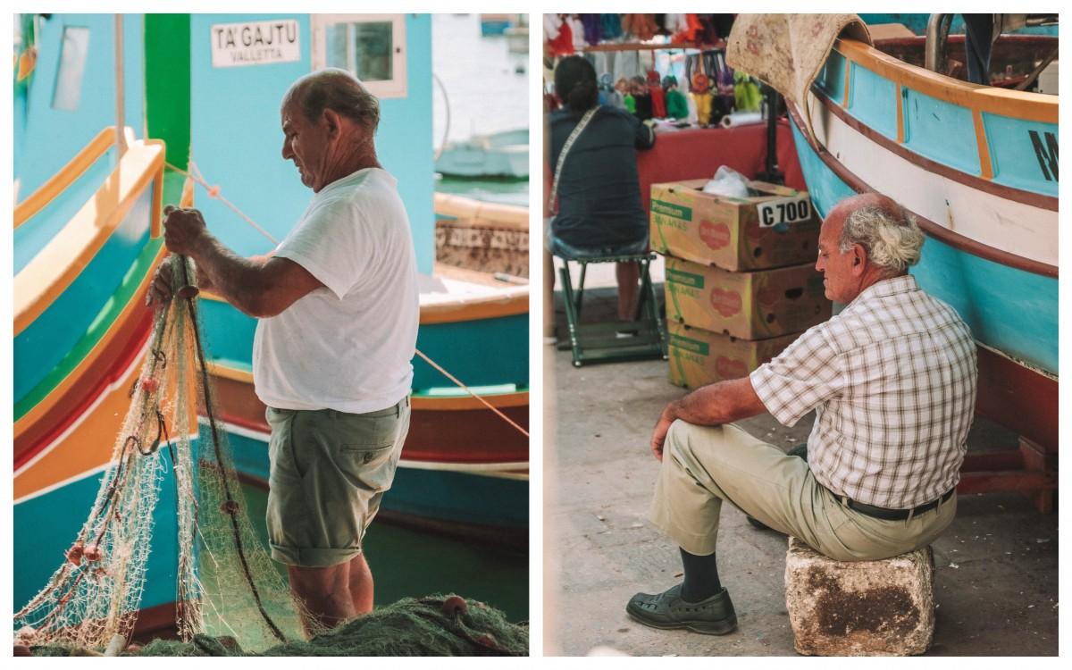 mercato pesce malta