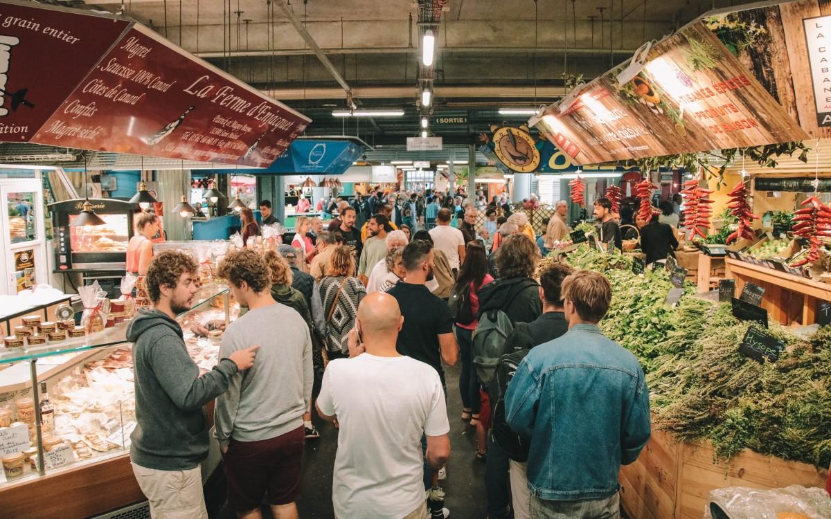 market bordeaux