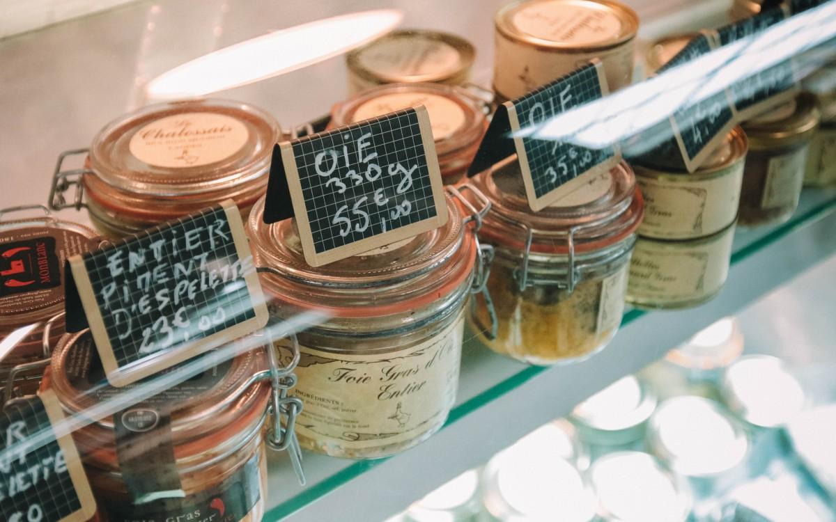 foie gras bordeaux