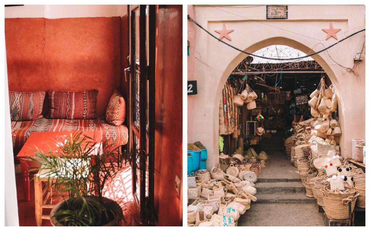 dettagli di marrakech