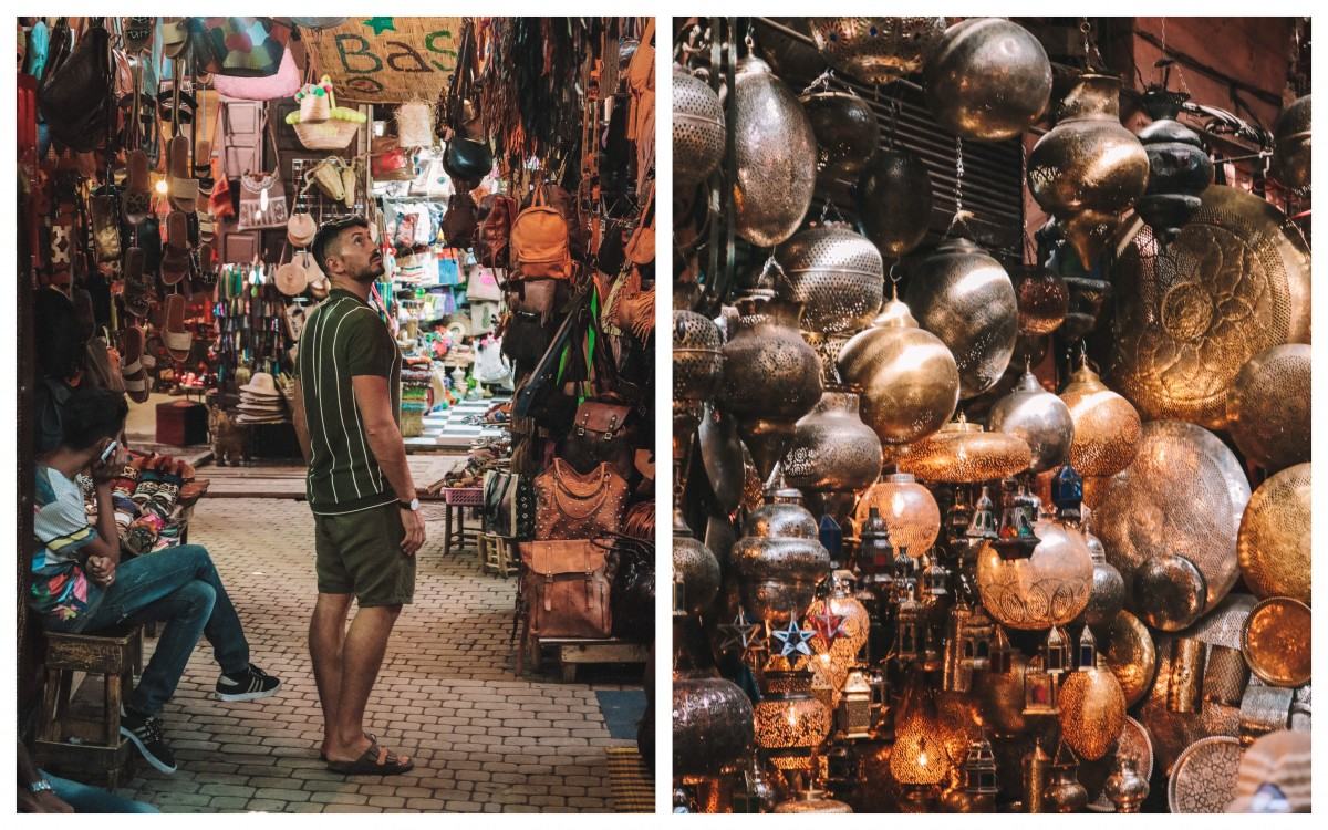la medina marrakech