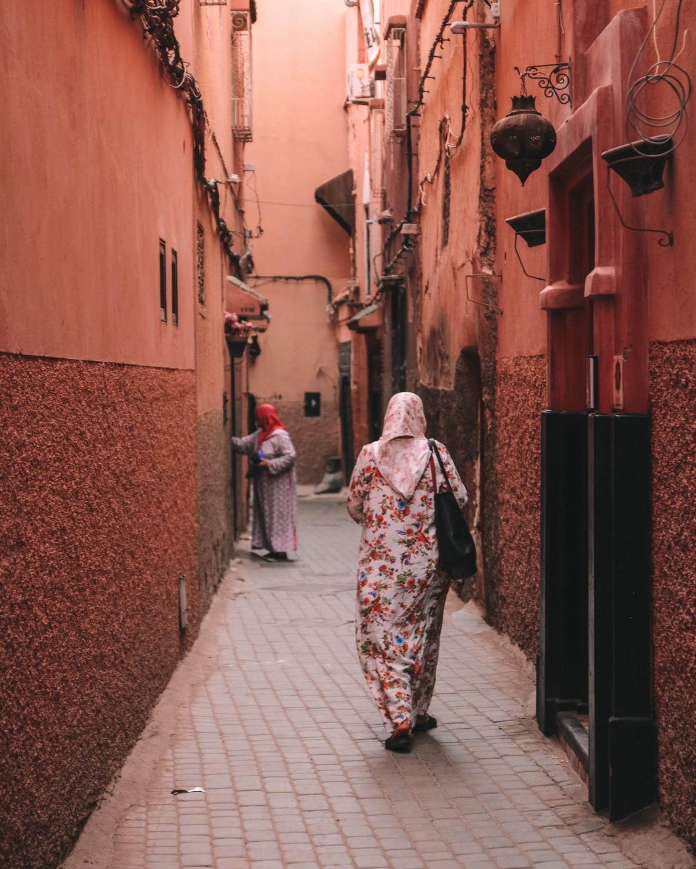 around marrakech