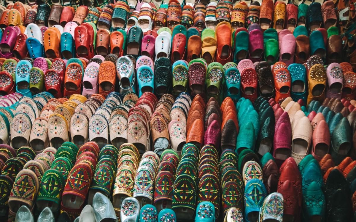 shopping marrakech