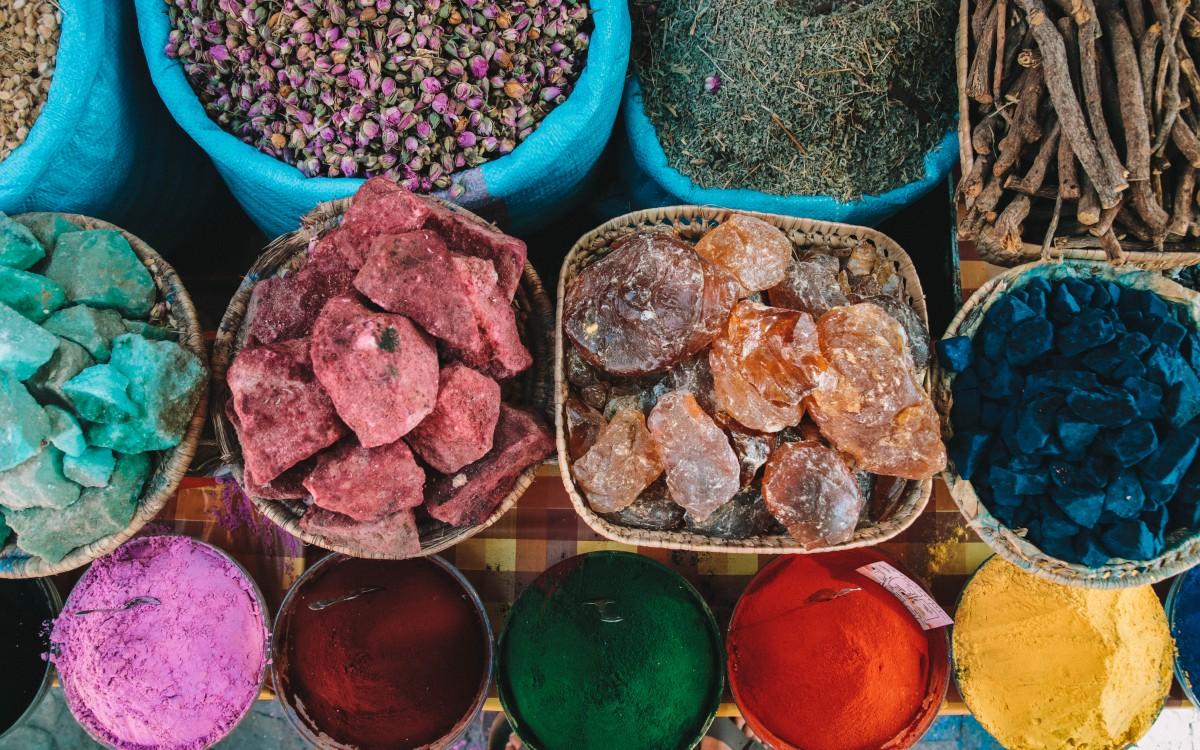 stones marrakech