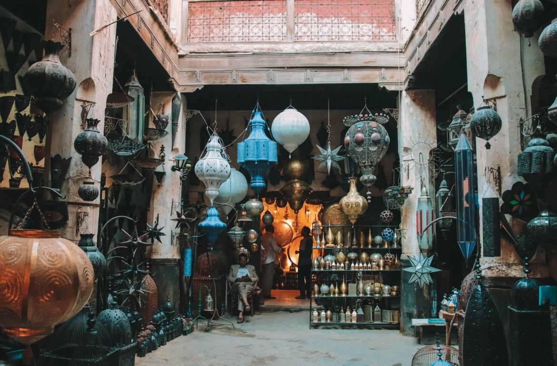 lamp store marrakech
