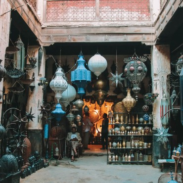 lamp store marrakech