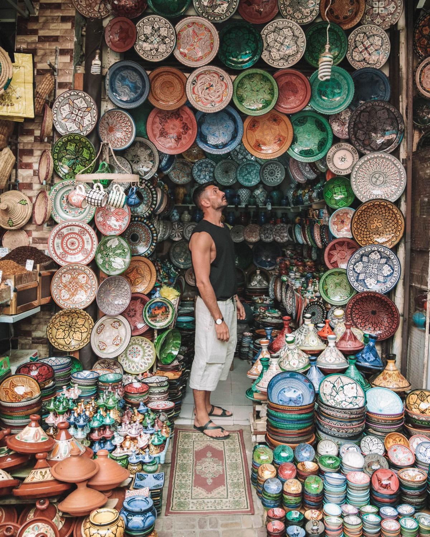 ceramic medina