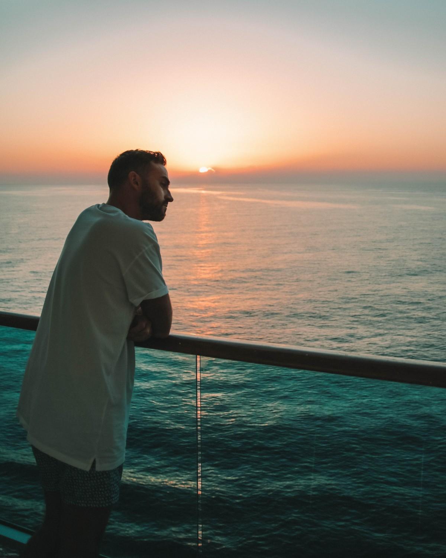 costa deliziosa tramonto