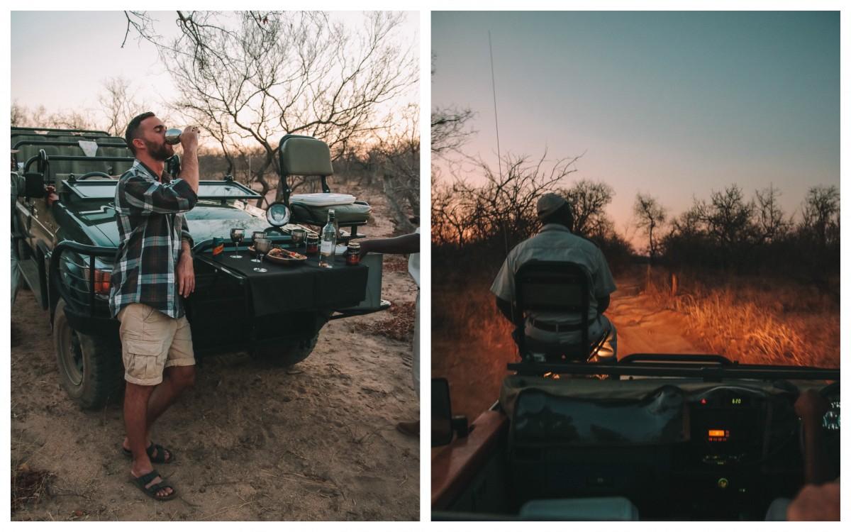 night safari karongwe