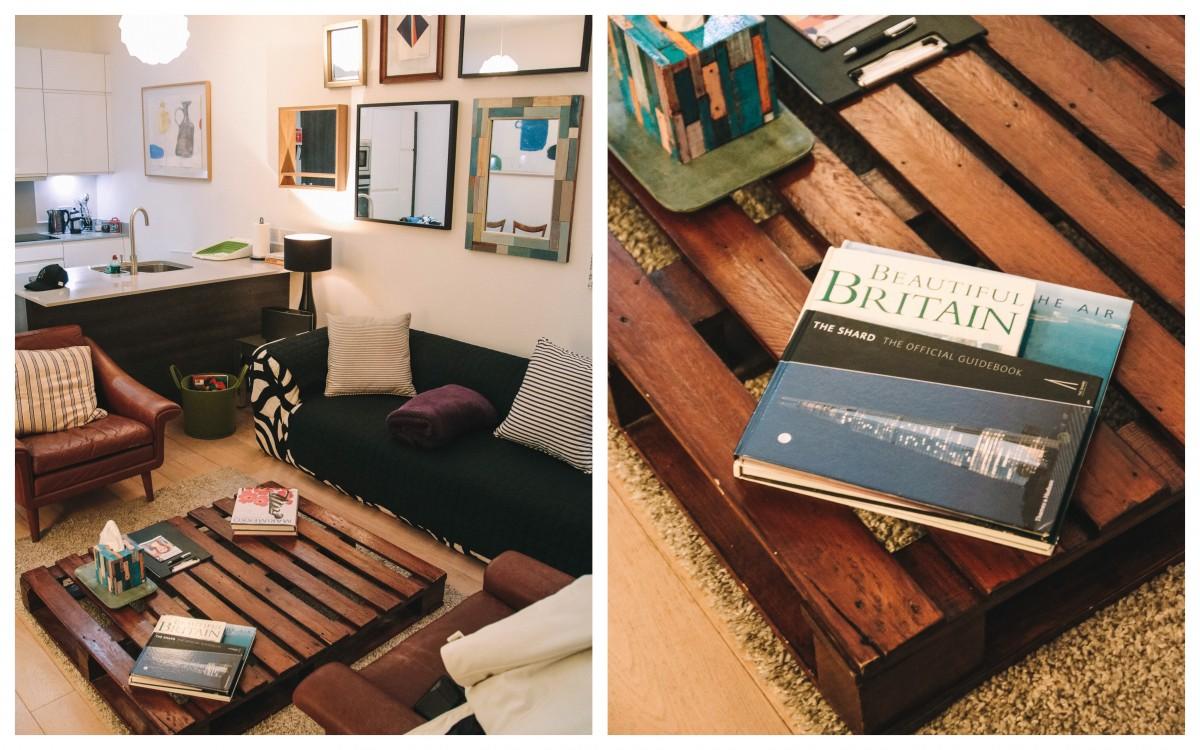 merino hospitality living room