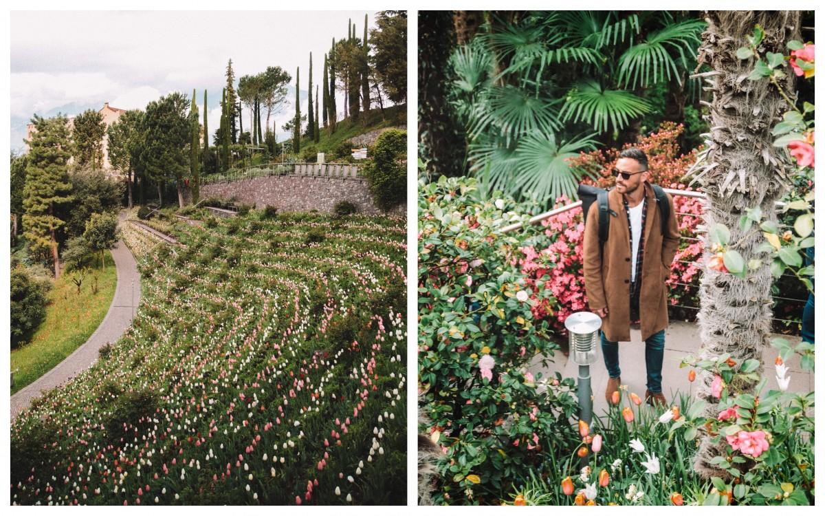 giardini di sissi merano
