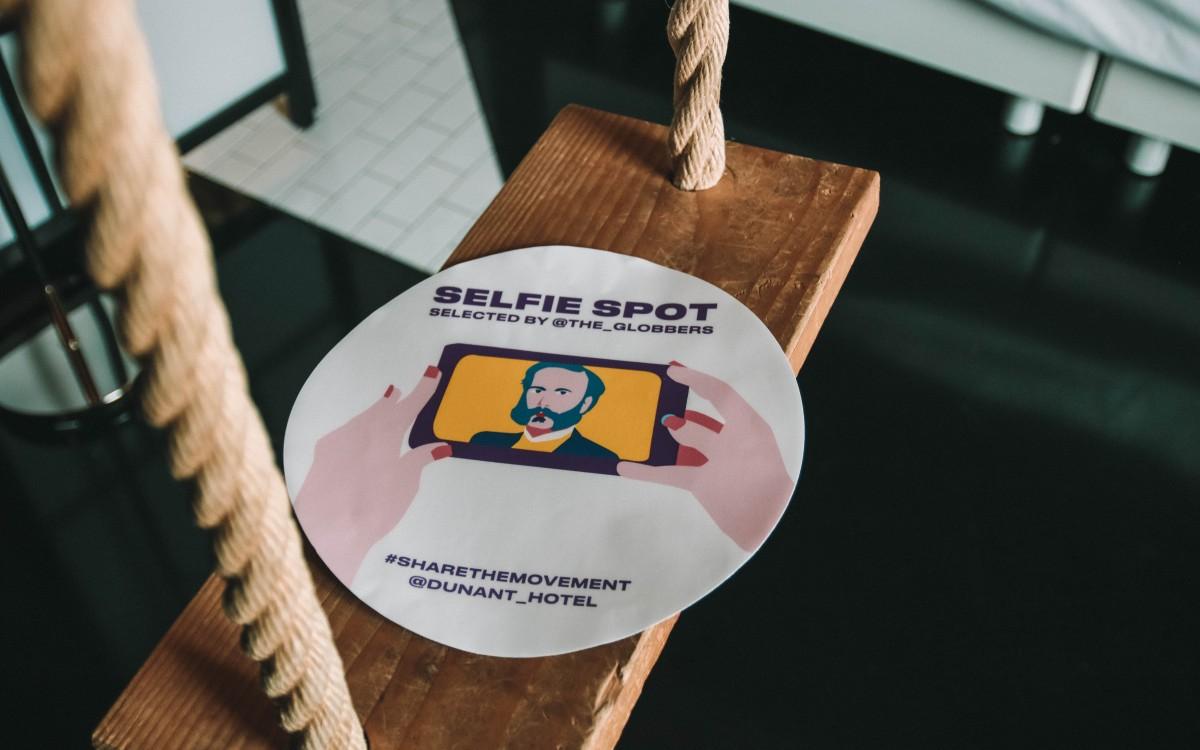 selfie spot dunant hotel