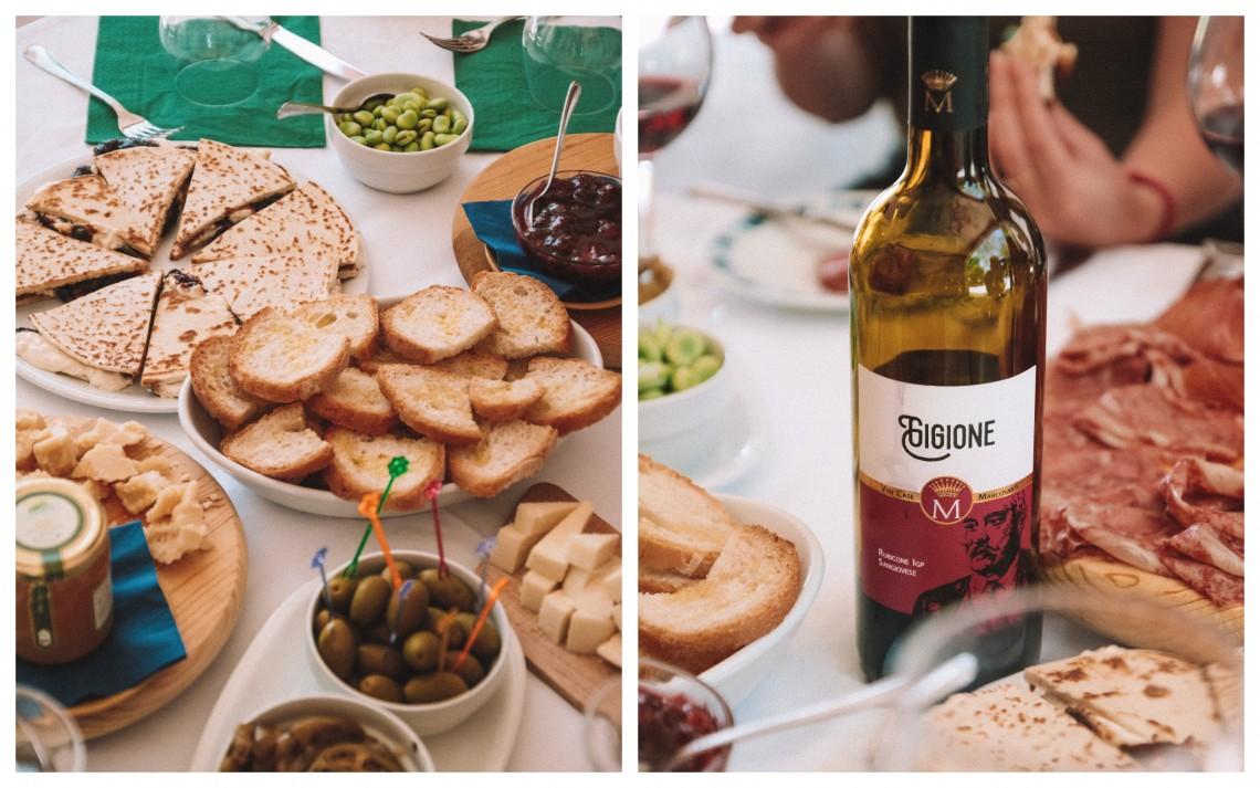 degustazione vini romagna