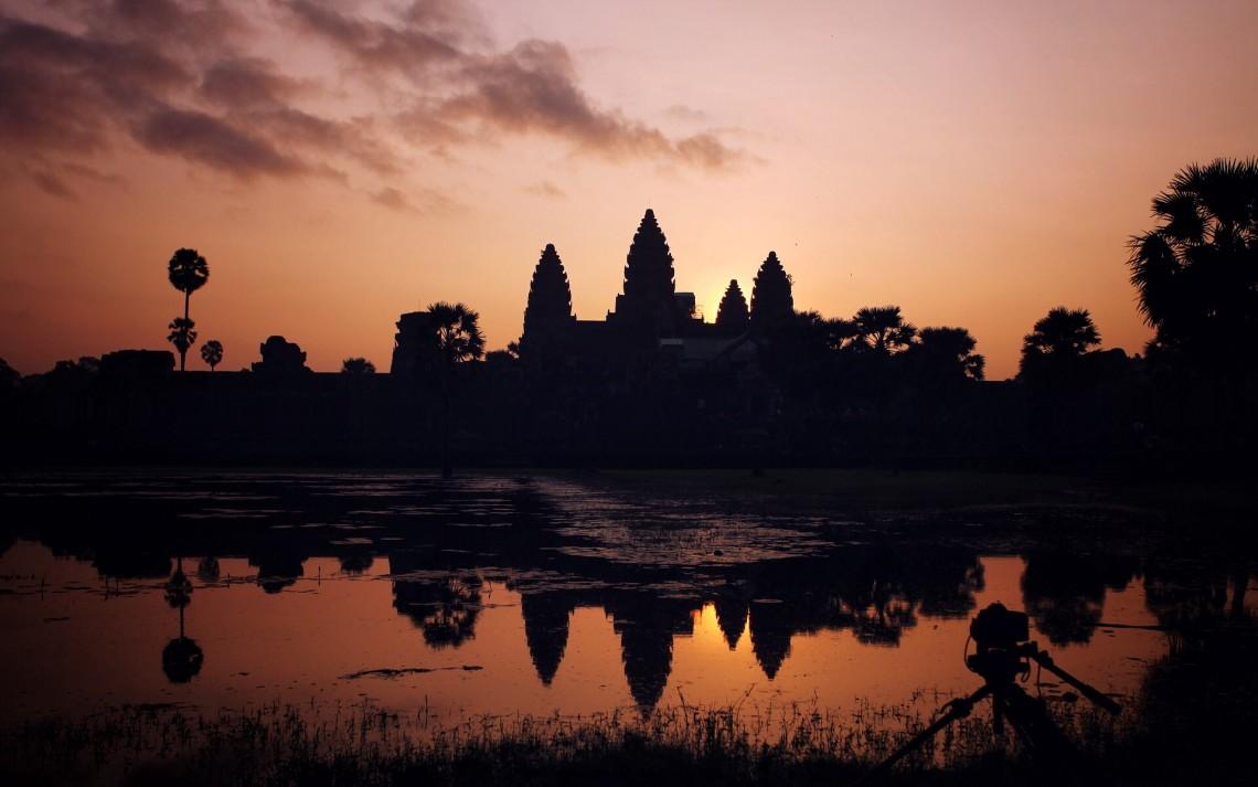angkor wat cambogia