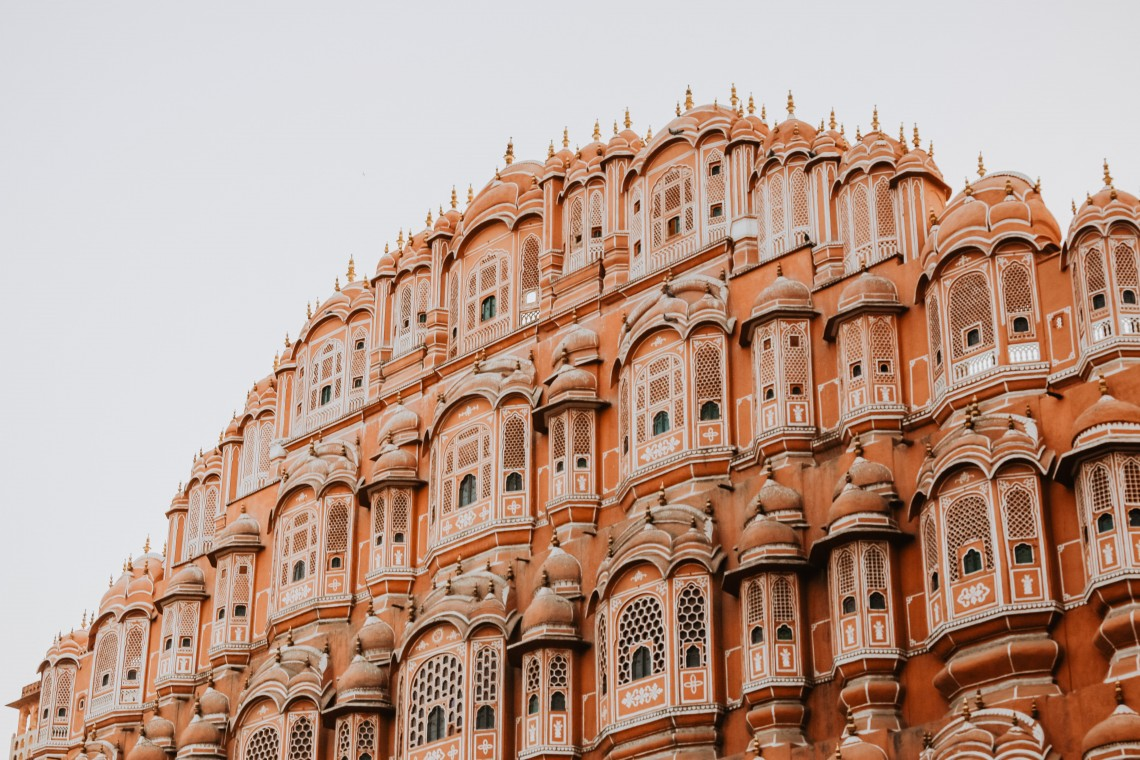jaipur palazzo dei venti