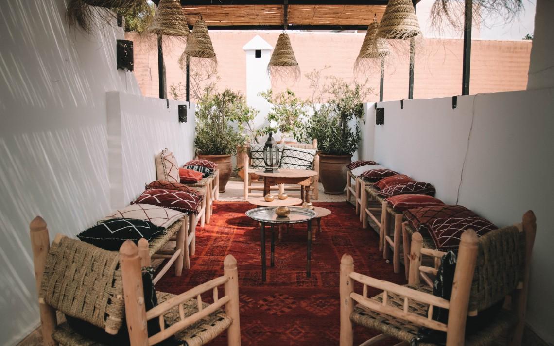 riad yamina 52 terrace