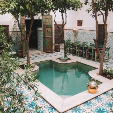 riad yamina 52 marrakech