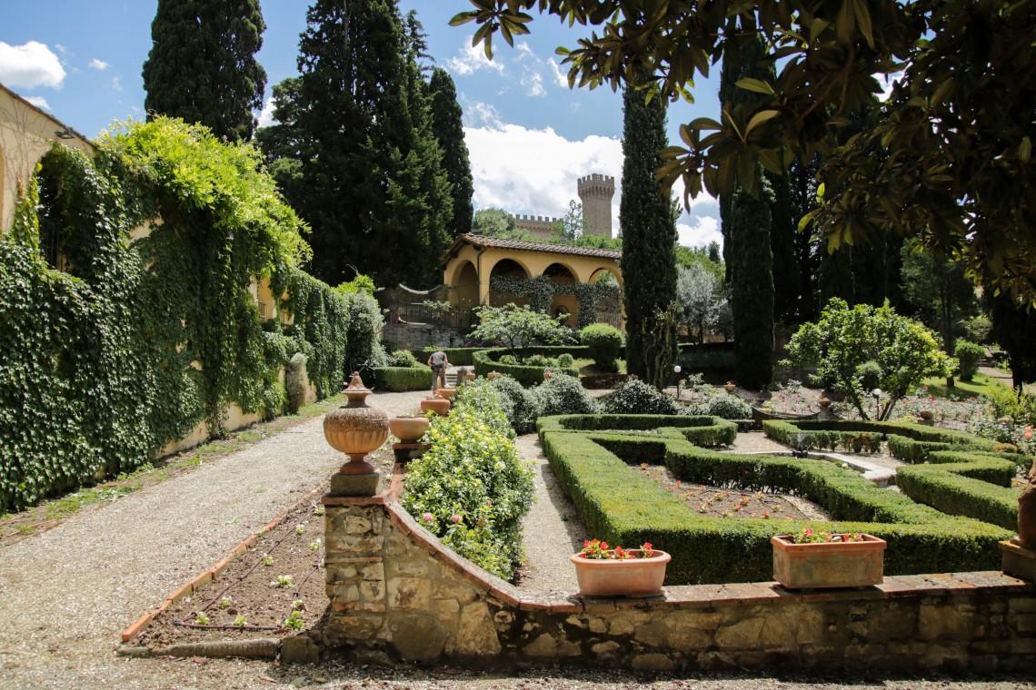 giardino villa agape