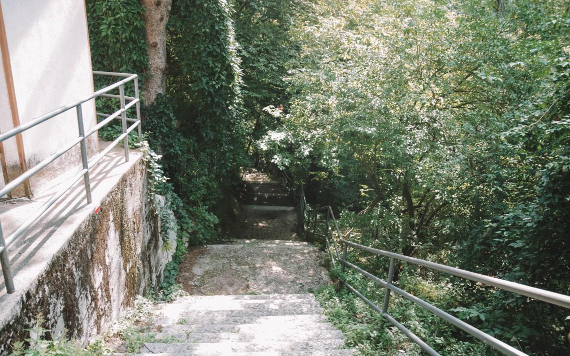 sentiero della speranza