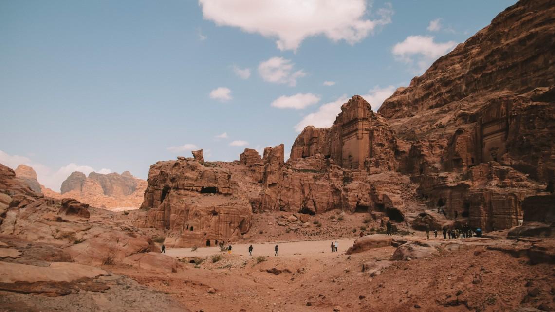 petra sito archeologico