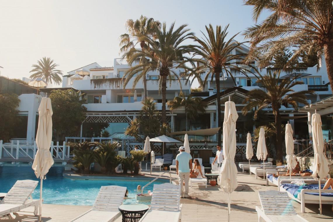puente romano hotel Marbella