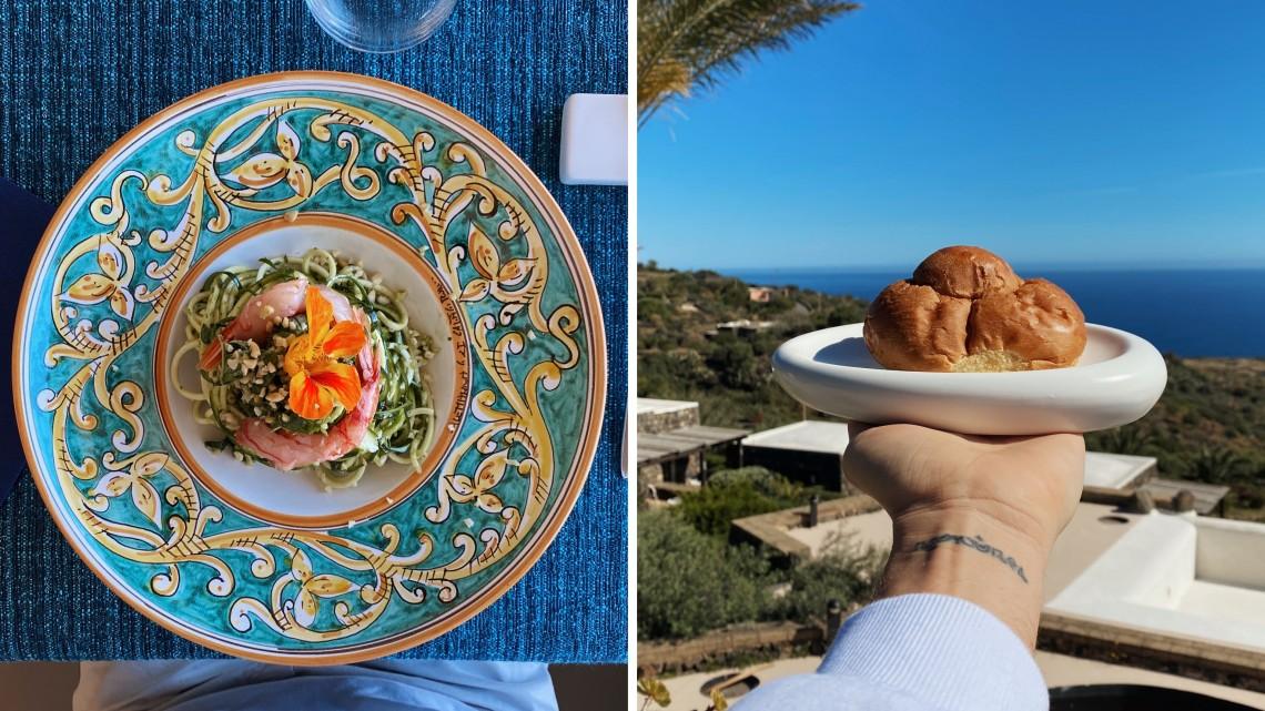 ristorante Acquamore Pantelleria Dream Resort