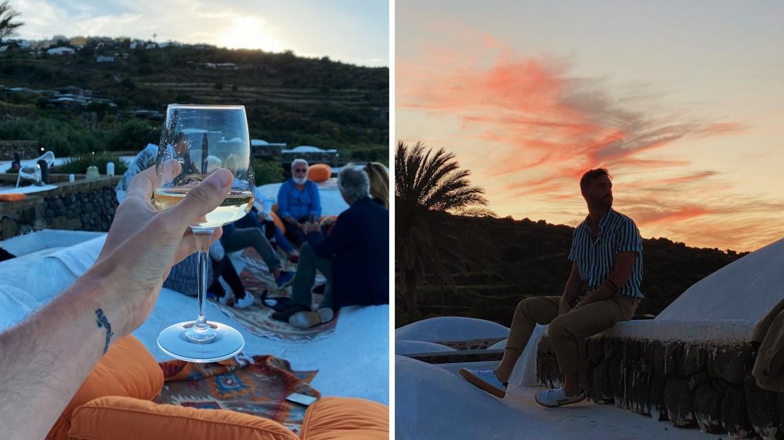 Pantelleria Dream Resort aperitivo