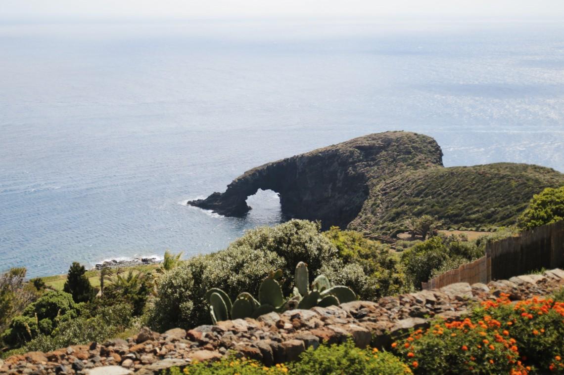 arco dell'elefante Pantelleria